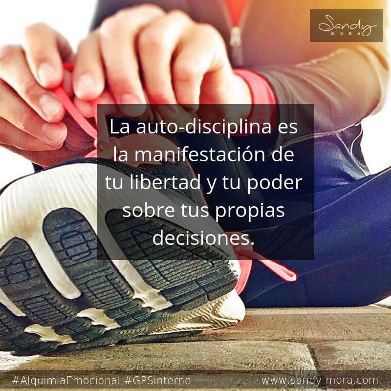 De autodisciplina y libertad